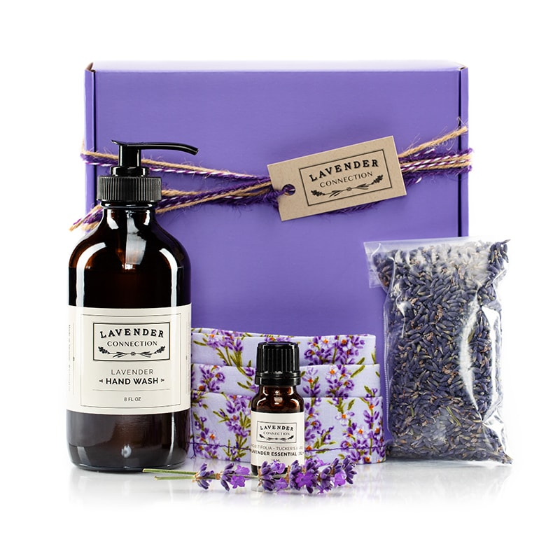Lavender Care Package, Gift