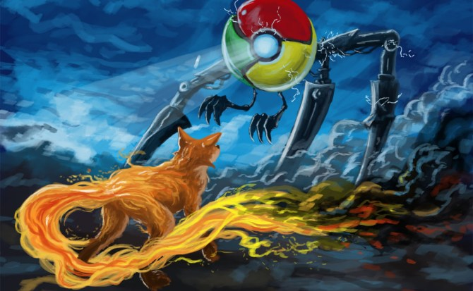 Fight back with Firefox
