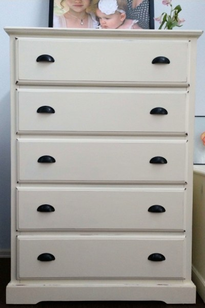 chalk painted furniture upcycled sustainably