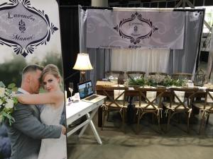 Bridal Show Display