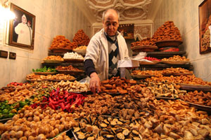 Vendedor de pasteles