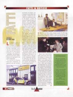 Articolo Car Carrozzeria giugno 2002