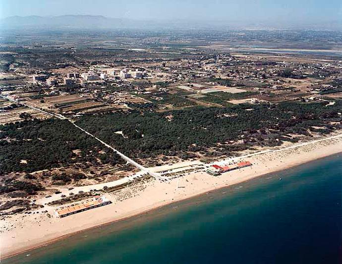 Playa de La Marina, Elche | laverdad.es