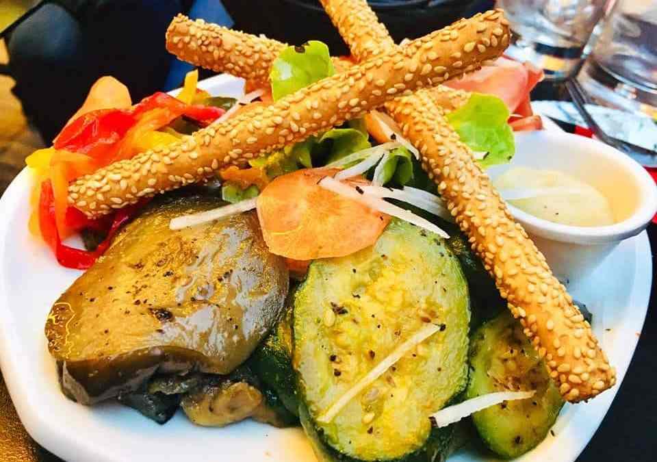 L'antipasti: la première composante de tout menu Italien traditionnel.