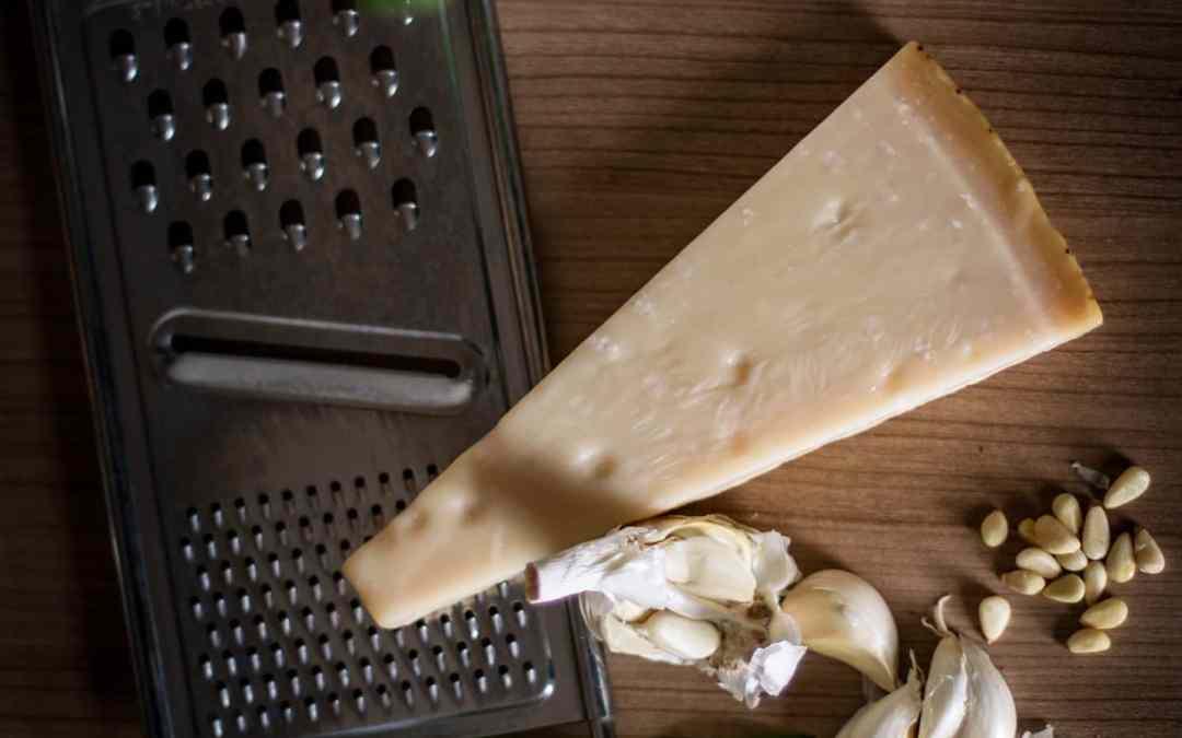 Le Parmigiano-Reggiano, aussi appelé Parmesan!
