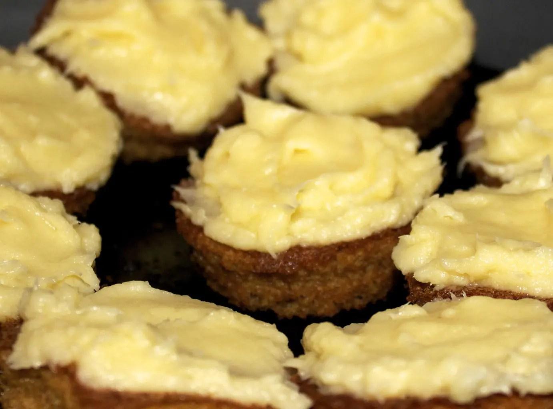 Glutenfrie gulrotmuffins
