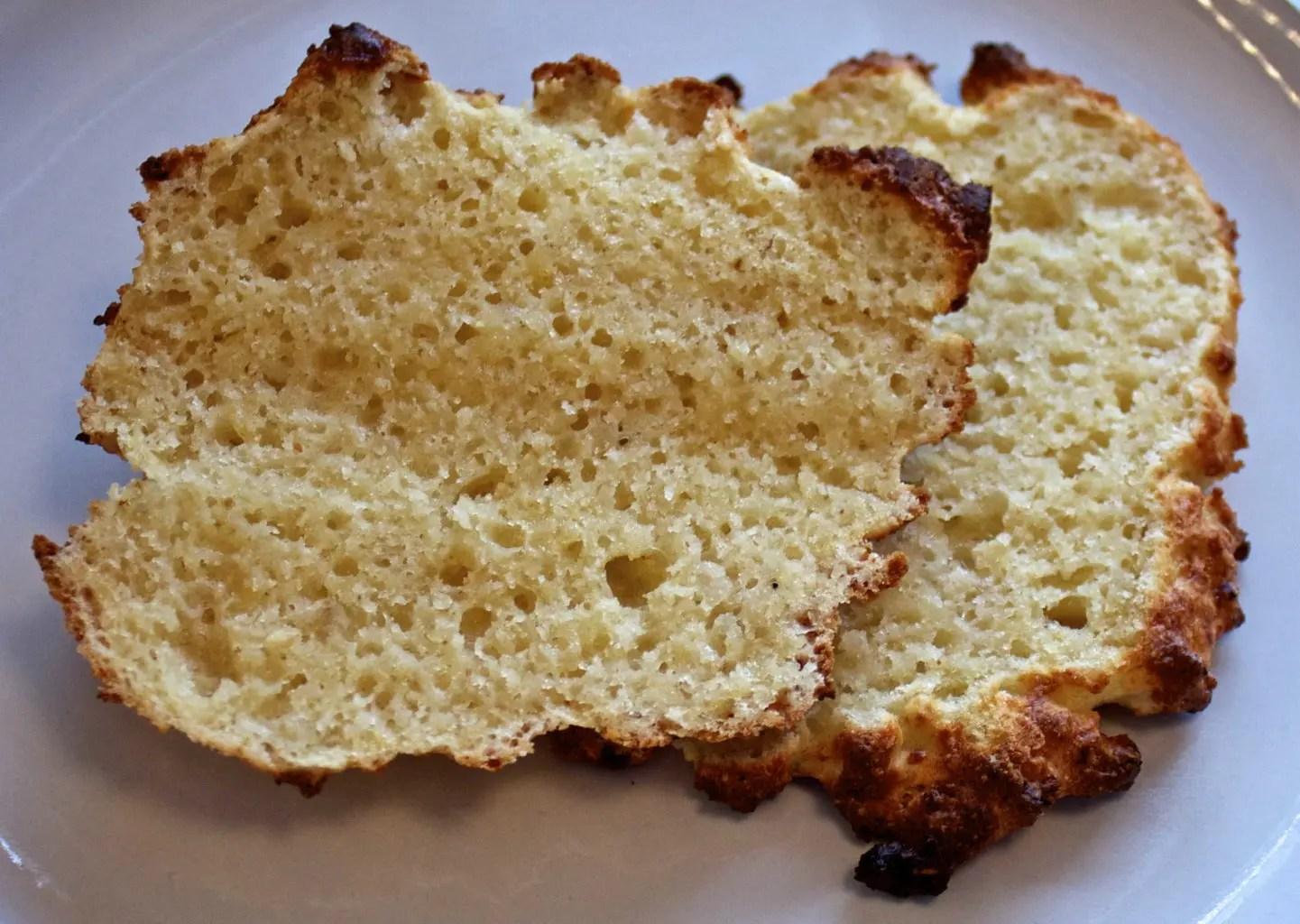 Glutenfrie og laktosefrie scones