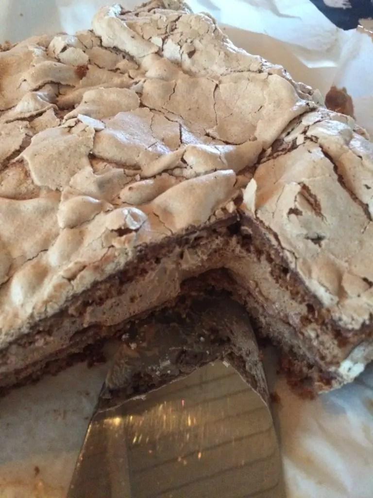 Glutenfri og laktosefri sjokoladekake med sjokolademousse low FODMAP lav FODMAP