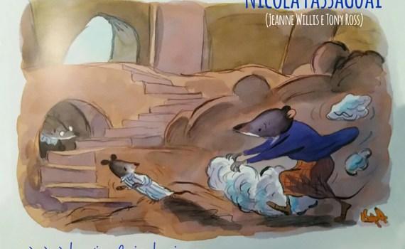 Nicola Passaguai: un altro libro a colori nella nostra biblioteca