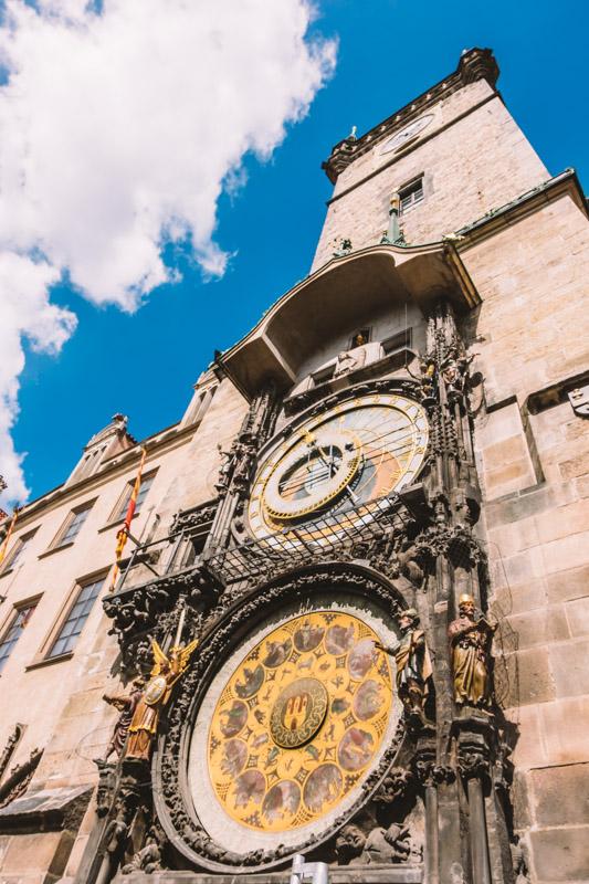 Praga astrologia