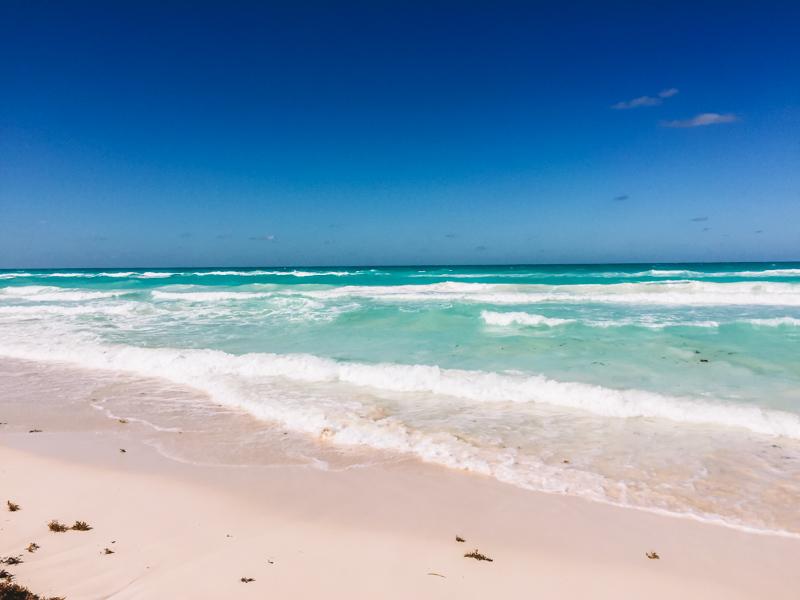 cayo santa maria cuba spiaggia