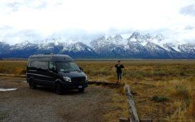 Come sono passata dalla vita da ufficio a girare il mondo in van