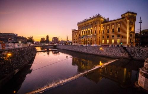 Cosa vedere a Sarajevo in 3 giorni, dove Oriente ed Occidente si fondono