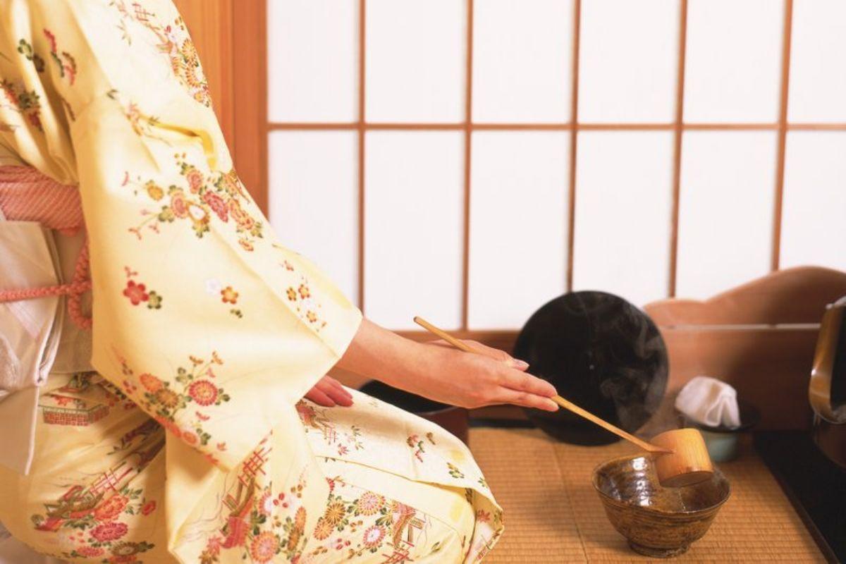 La Cerimonia tradizionale giapponese - La Via del Tè - Vendita di tè online