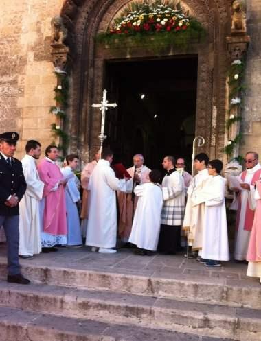 Apertura della Porta Santa nella Chiesa Matrice di Grottaglie