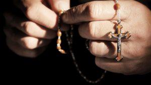 mani col rosario