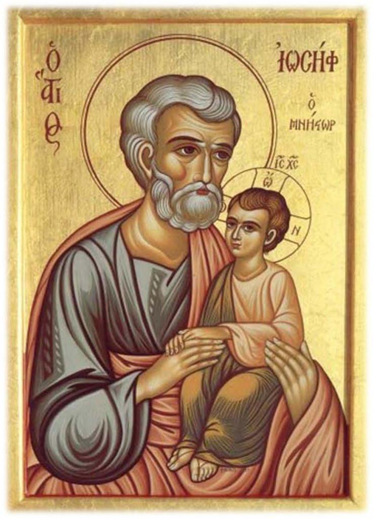 La vocazione di san Giuseppe