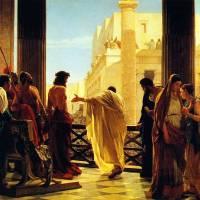 Il giudizio della folla contro Gesù