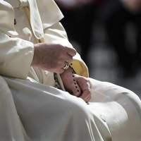 Un'iniziativa di preghiera del Papa per il mese di maggio