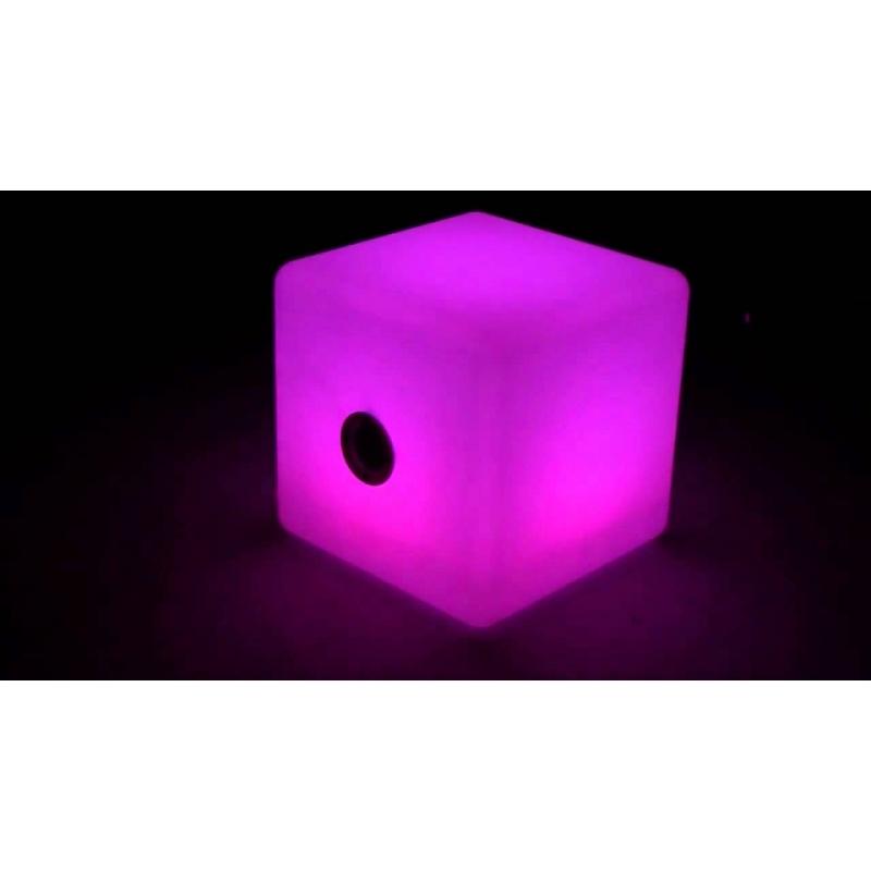 Led Light Bluetooth Speaker