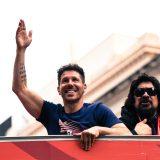 Simeone y Argentina: matrimonio lejano