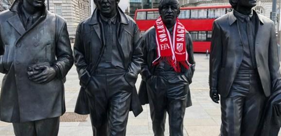 Los tres de Liverpool