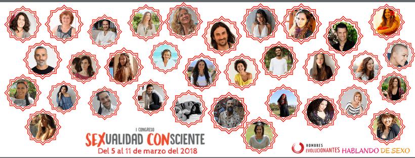 Primer Congreso de Sexualidad Consciente en español