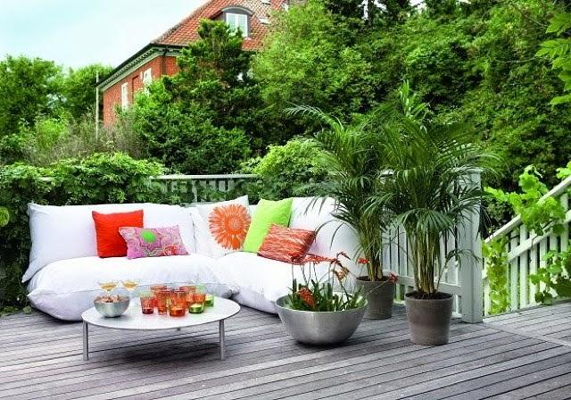 10 trucos para decorar tu terraza o balcón