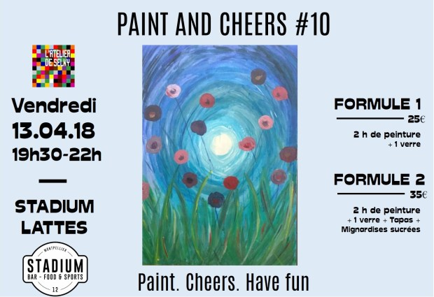 soirée paint and cheers 10