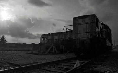 Cimetierre ferroviaire