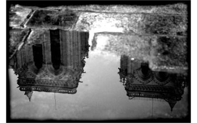 Reflet de Notre Dame