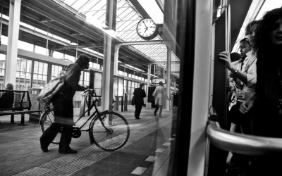 Amsterdam, Amstel Station