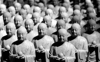 Statues du Japon