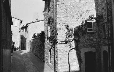 St Paul de Vence 1974