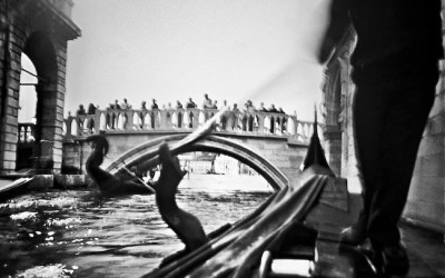 Venise floue