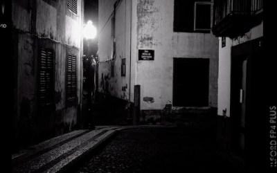Funchal, a noite