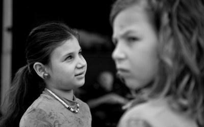 enfants romanes