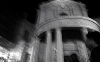 Roma, nuit-novembre