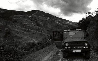 La jeep russe