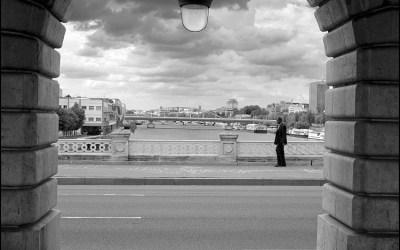 Pont de Bercy récemment