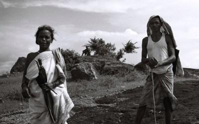 Au nord de l'Andrah-Pradesh, septembre 2009