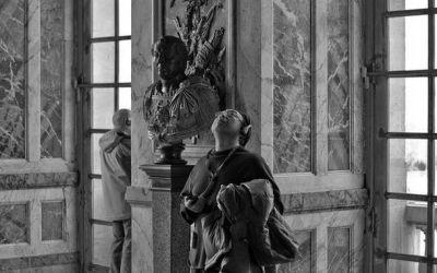 Les plafonds de Versailles
