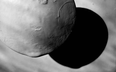 La planete et son ombre? ou sans titre