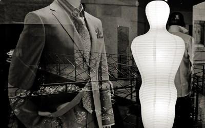 La femme fantôme et l'homme sans tête