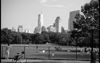 Une après-midi à Central Park