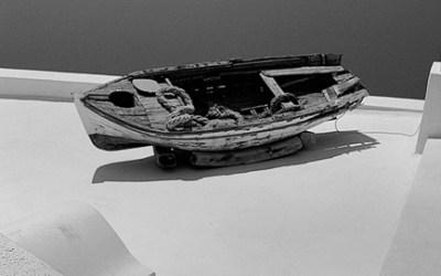 Barque au soleil
