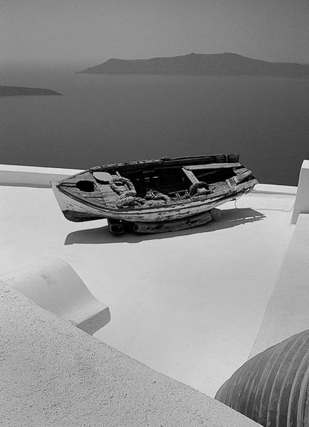 Barque et soleil