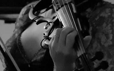 La violoniste #2