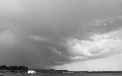 orage à thau
