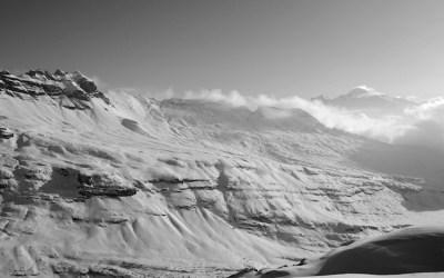 De la Pointe de Sale au Mont-Blanc